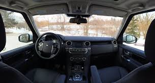 white land rover interior 2014 land rover lr4 hse cars photos test drives and reviews