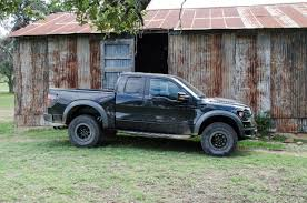 Ford Raptor Truck Wheels - ford f 150 raptor reigns supreme on texas test drive track motor