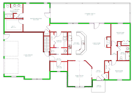 jordan woods all home plans within floor three car garage corglife