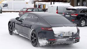 bentley flying spur modified 2019 bentley flying spur spied u2013 disguised as a porsche panamera