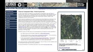 The National Map Free Topo Maps From Usgs All Topo Maps Can Be Downloaded From