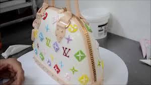 cake purse louis vuitton purse cake tutorial