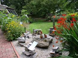 how to make a rock garden large and beautiful photos photo to