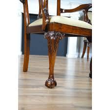 shellback mahogany dining chairs set of 10 niagara furniture shellback mahogany dining chairs set of 10 ndrac060z