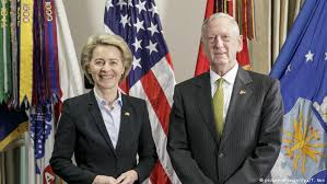 German Cabinet Ministers Us Request For Nato Spending Boost U2032a Fair Demand U2032 German Defense