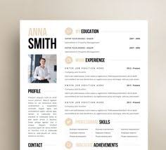 Word Templates Resume Free Resume Is A One Page Resume Template You Can For