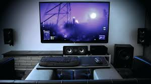 living room gaming pc elegant living room gaming pc and maven feature revolution 46