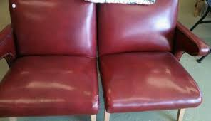 Leather Armchair Ebay Pair Of Kittinger Vintage Leather Traditional Armchairs Ebay New