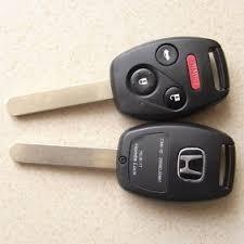 2008 honda accord key car remote key complains car nigeria