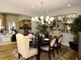 vintage chandeliers for the dining room with rug and wingback