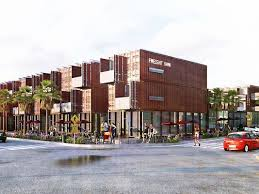 Shipping Container Apartments All Saints Mixed Use Housing Project To Be Made Of Shipping Containers