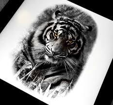 tiger designs arm ideas