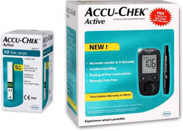 accu chek active glucometer price in india buy accu chek active