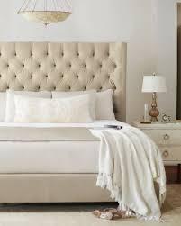 bernhardt audrey tufted california king bed