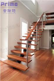 Wooden Stairs Design Appealing Wooden Staircase Design China Modern Stainless Steel