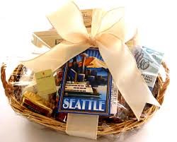 seattle gift baskets seattle basket bumble b designbumble b design