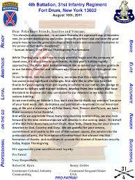polar command team thanksgiving message