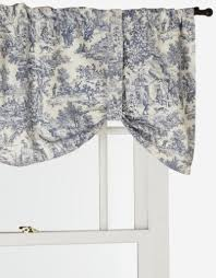 Blue Toile Curtains Blue Toile Curtains Coryc Me