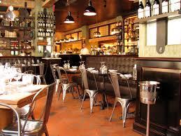 locanda verde and staple and fancy on restaurant design the