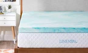 mattress toppers u0026 pads deals u0026 coupons groupon