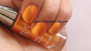 lotus herbals colour dew nail enamel photos