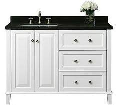 White Bathroom Vanity 48 Inch by Project Source White Bathroom Vanity Common 48 In X 21 In