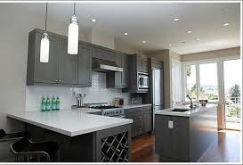white kitchen cabinets grey walls home design ideas