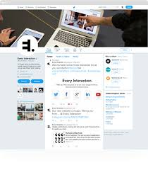 twitter profile gui psd sketch template every interaction