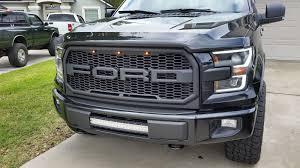 Ford Raptor Camera Truck - 2015 2016 f 150 raptor grill page 2 ford f150 forum