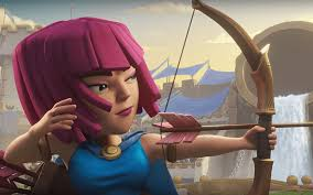 60 wallpaper hd android clash download clash royale archer 1024x600 resolution full hd 2k wallpaper