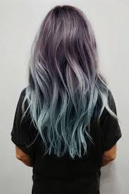 hair colors for women over 60 gray blue 60 trendy ombre hairstyles 2018 brunette blue red purple