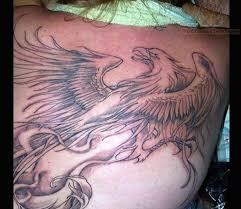 phoenix tattoo for women
