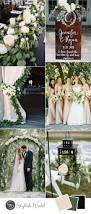 Elegant Colors Dusty Blue Wedding Color Combos Inspired By 2017 Pantone Gray