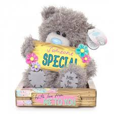 me to you 6 tatty teddy collectors plush bear someone special plaque me to you 6