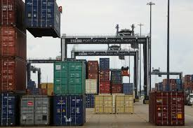 bayport container terminal gets new yard for empty containers