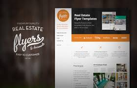 Estate Feature Sheet Template My Store Estate Flyers Dunkley
