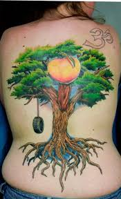 19 eternal tree of life tattoos and their unique meanings