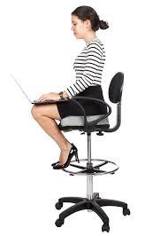 Office Chair Cushions Amazon Com Comfilife Gel Enhanced Non Slip Coccyx Memory Foam