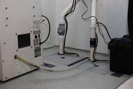 basement and crawl space dehumidification in metro atlanta and