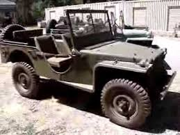 bantam jeep for sale bantam jeep youtube