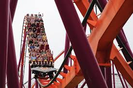 Six Flags St Virtual Reality Option Coming To Six Flags Great America Lake