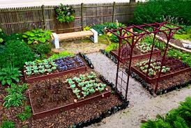 Backyard Garden Ideas For Small Yards by Triyae Com U003d Vegetable Garden Ideas For Small Backyards Various