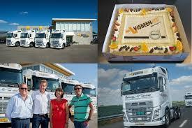 visbeen new volvo trucks for the visbeen fleet visbeen transport