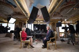 trump tower gold donald trump 60 minutes highlights from the interview time