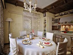 gorgeous classic style kitchen dining room and country area