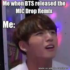 Drop Mic Meme - mic drop remix reaction allkpop meme center