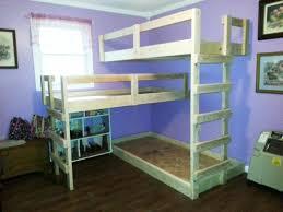 L Shaped Loft Bunk Bed Plans  Diy Bunk Beds With Plans Guide - L bunk bed