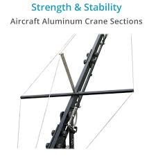 proaim alphabet 21ft jib crane package