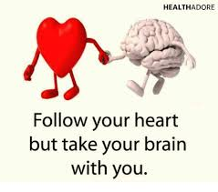 Follow Your Heart Meme - healthadore follow your heart but take your brain with you meme on