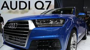 consumer reports audi q7 luxurious audi q7 suv goes on a diet consumer reports